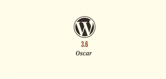 Wordpress 3.6 Banner
