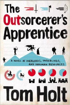 The Outsourcer's Apprentice by Tom Holt